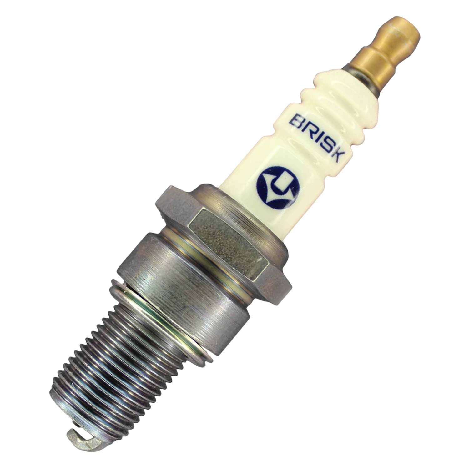 buy cheap Brisk® - Silver Racing Spark Plug for 2015 RAM 1500 TRUCK Ebay & Amazon